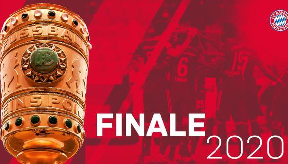 El Bayern Múnich derrotó por 2-1 al Eintracht de Fráncfort este miércoles y se clasificó para la final de la Copa de Alemania