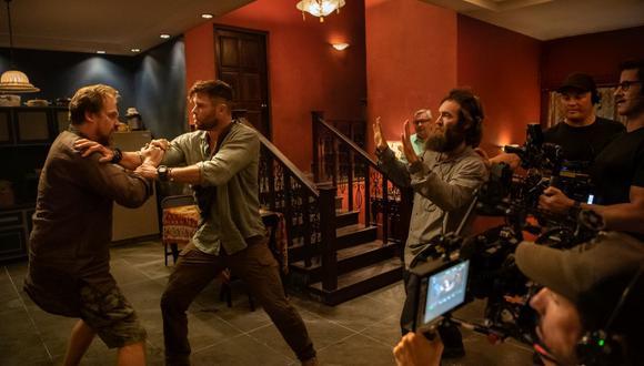 """""""Hola Tudum, soy Chris Hemsworth desde Australia donde estoy por reencontrarme con mis amigos el director Sam Hargrave y los productores Joe y Anthony Russo para empezar a filmar Extraction 2."""", manifestó el actor. (Foto: Netflix / Jasin Boland)"""