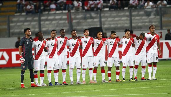 Perú vs. Costa Rica: once confirmado de la bicolor para amistoso
