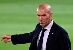 """""""Somos muchos, ¿vas a meter a más gente aquí?"""": Zidane sobre la posiblidad de fichar en este mercado"""