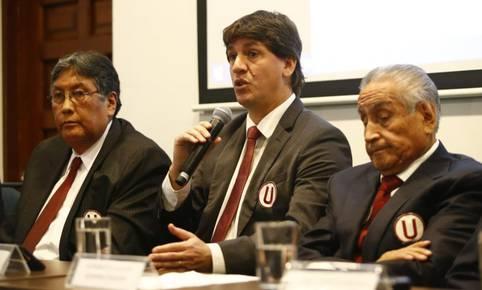 La actual administración de la 'U'. (Foto: Francisco Neyra/GEC)