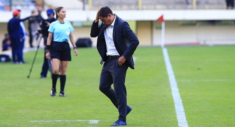 Universitario de Nicolás Córdova recibió ocho goles en sus dos últimos partidos en el Monumental