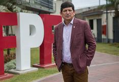 FPF: Agustín Lozano se reunirá virtualmente con presidentes de los clubes de la Liga 2