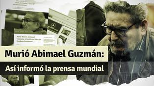 Así reaccionó la prensa internacional tras la muerte de Abimael Guzmán