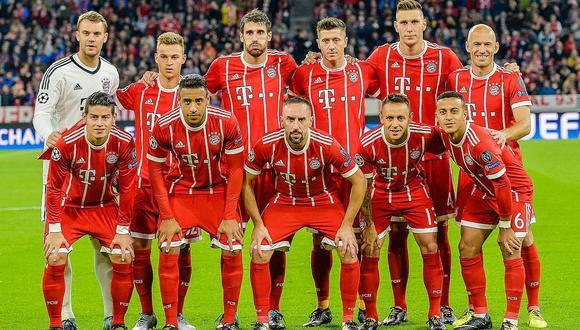 La nueva camiseta del Bayern Múnich de la que te vas a enamorar [FOTOS]