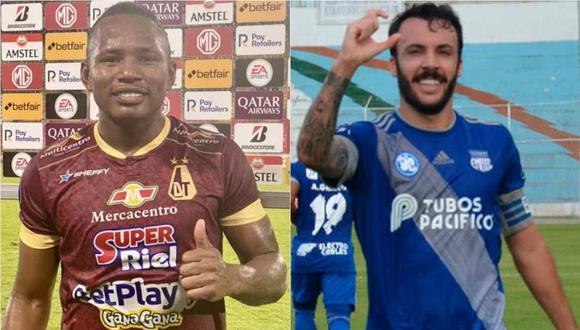 Deportes Tolima y Emelec jugarían en Lima el partido postergado de Copa Sudamericana. (Foto: Twitter)