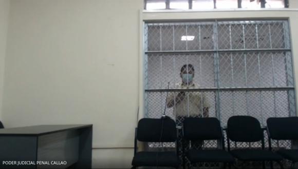 JJuan Palomino Siccos (64) pasará el resto de su vida en prisión. (Foto: Poder Judicial Callao)