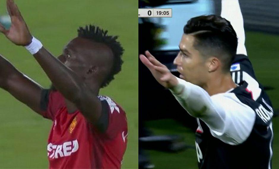 Cristiano marcó golazo con Juventus y Real Madrid sufrió un gol ante Mallorca: ¡Ocurrió al mismo tiempo! [VIDEOS]