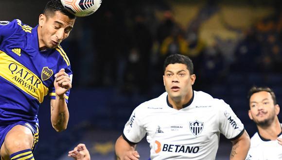 Boca Juniors empató sin goles ante Atlético Mineiro en La Bombonera. (Foto: AFP)
