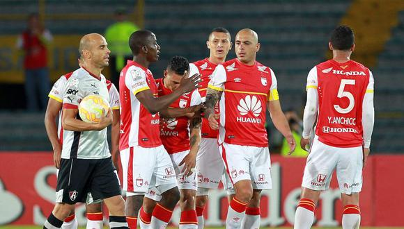 Copa Libertadores: Independiente Santa Fe y Atlético Mineiro clasifican