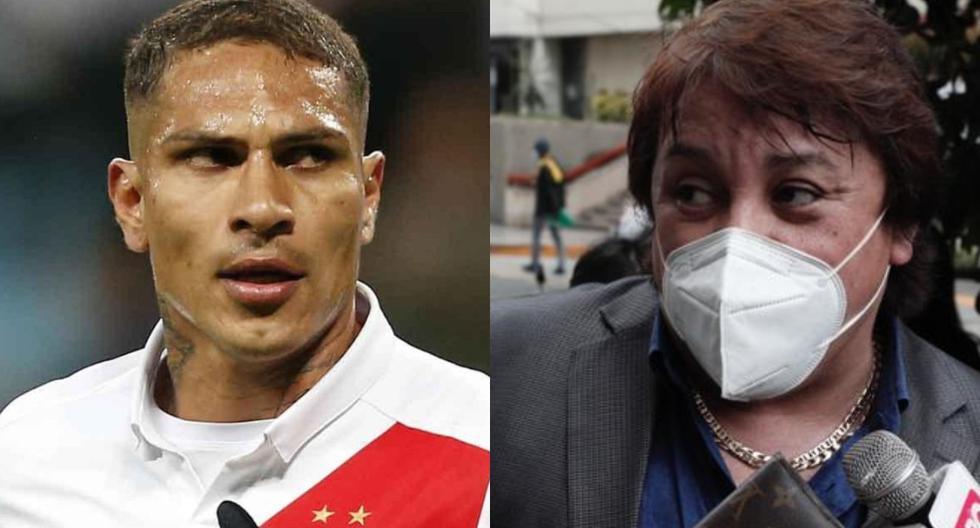 """Richard Swing: """"Paolo Guerrero jugó el mundial gracias a mi"""""""