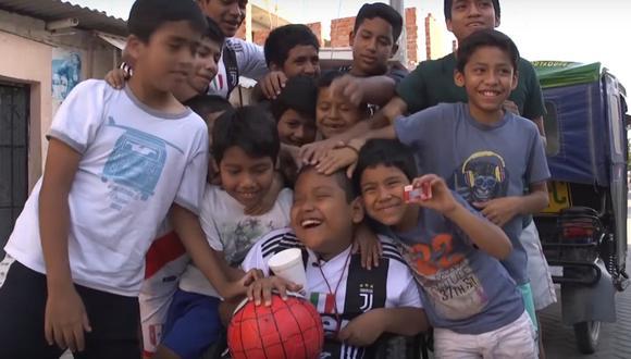 Niños de la Fundación Teletón envían mensaje ante propagación del coronavirus. (Foto: Fundación Teletón)
