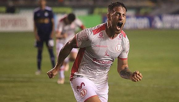 """Germán Denis: """"Soy un  pasional del gol"""""""