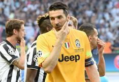 Gianluigi Buffon habló del momento en el que decidirá retirarse