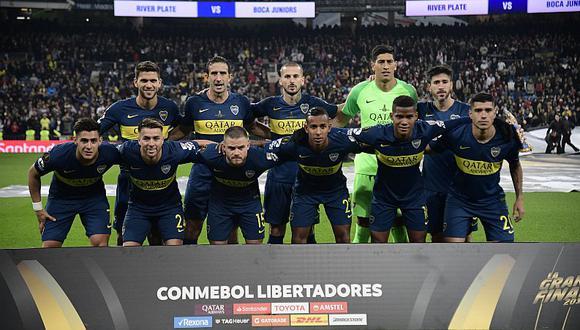 Perdió la Copa Libertadores y saldría de Boca por 45 millones de euros