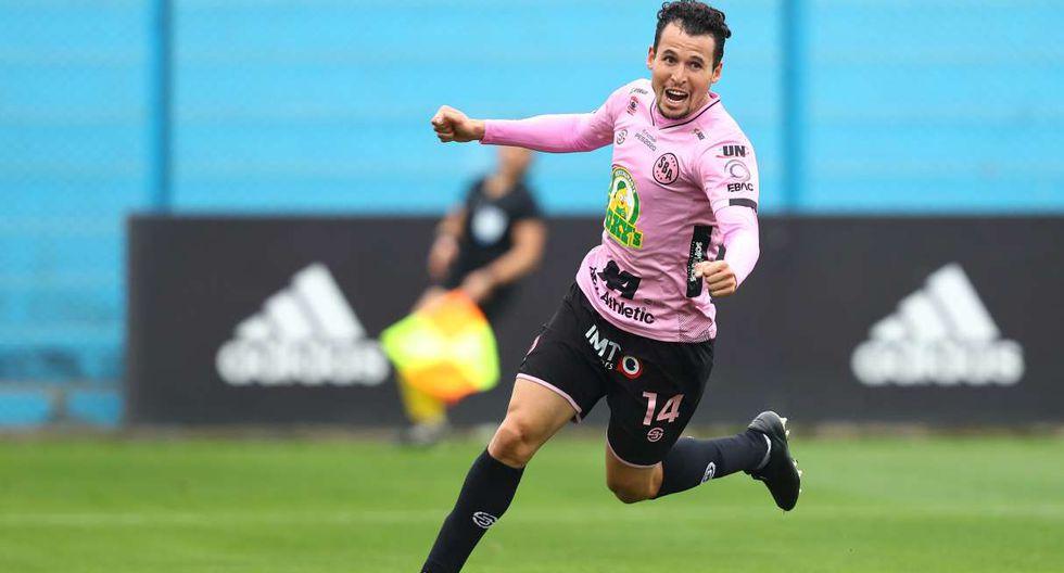 Claudio Torrejón y Yoshimar Yotún coincidieron en las divisiones menores de Sporting Cristal. Salieron campeones nacionales juntos en 2012 con la celeste. (Foto: GEC)