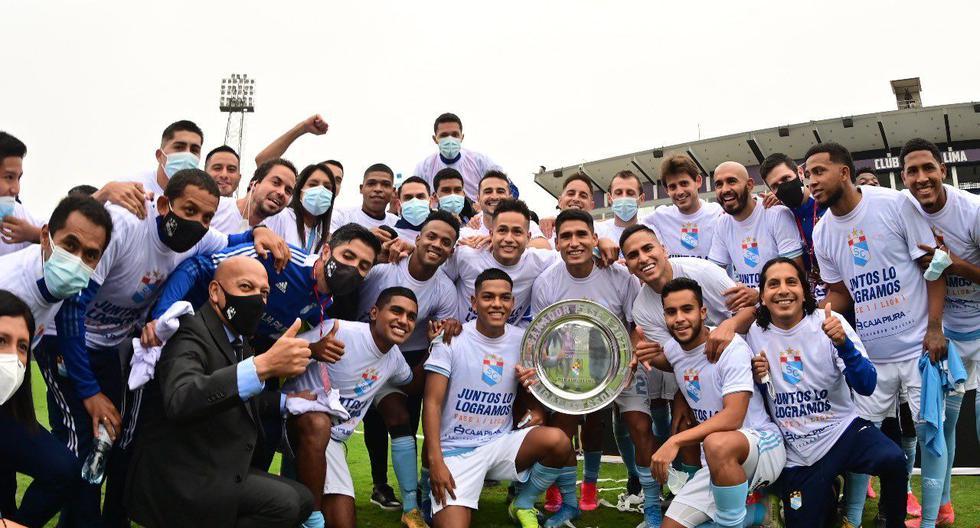 Conmebol les dio la bienvenida: Sporting Cristal consiguió su pase a Copa Libertadores