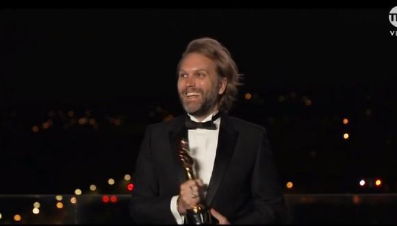 Comenzó la gala de los Premios Oscar 2021.(Captura TNT)