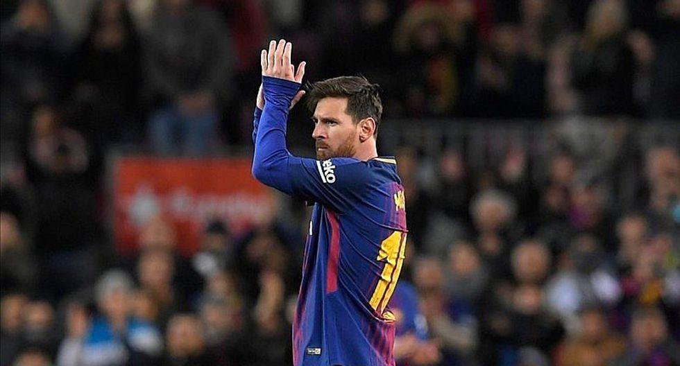 Barcelona: Dembelé y la 'huacha' que generó los aplausos de Lionel Messi