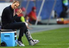 """Thomas Tuchel tras derrota del PSG: """"Hemos dejado el alma en el terreno de juego"""""""