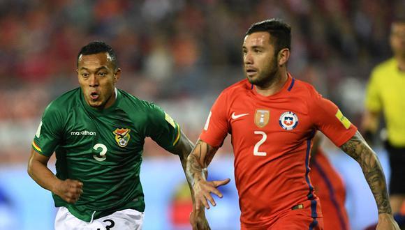 Sigue EN VIVO el partido entre Chile y Bolivia por las Eliminatorias a Qatar 2022. (Foto: AFP)