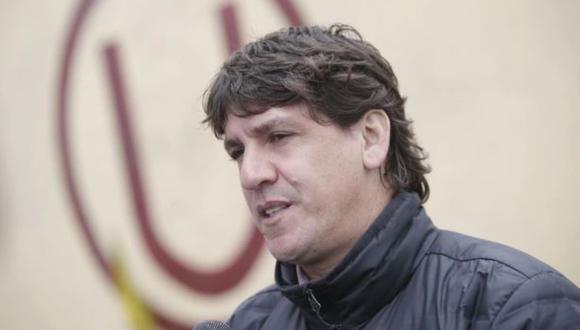 Jean Ferrari, gerente deportivo de Universitario de Deportes, habló sobre el cambio de escenario para la fecha final del Clausura.