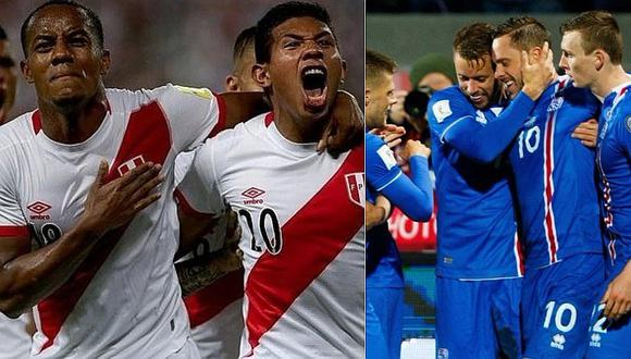 Perú vs. Islandia: Hora, fecha y canal del amistoso en Estados Unidos