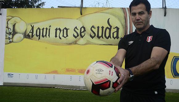 Selección peruana: Daniel Ahmed asegura que el 2019 se verán los frutos