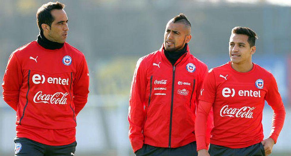 Selección de Chile: Claudio Bravo revela que la 'Roja' no fue a Rusia 2018 por indisciplina cinco cracks