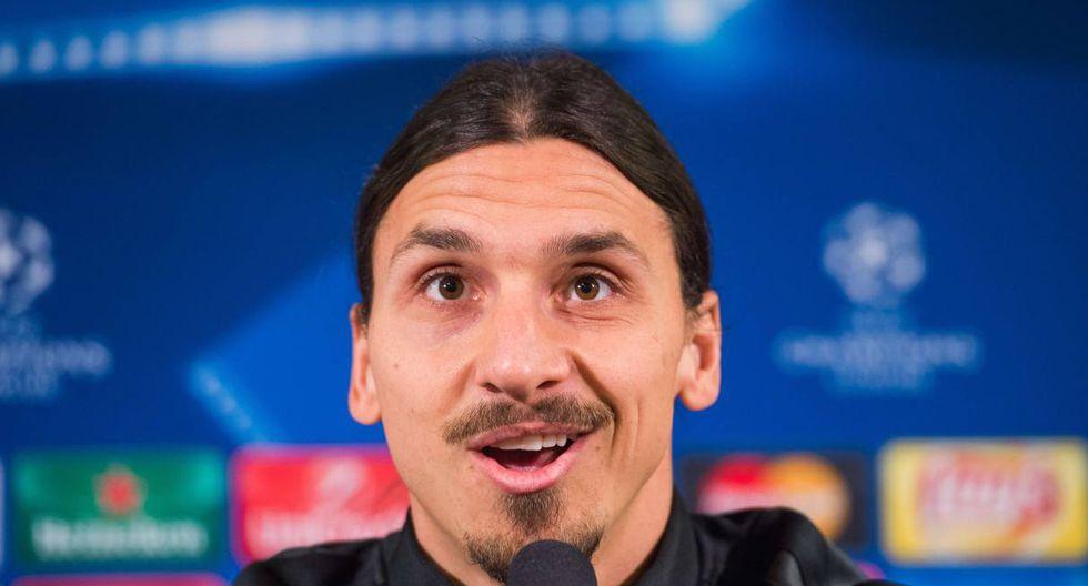 Zlatan Ibrahimovic alabó el nivel de Kylian Mbappé y lo considera como su favorito en el fútbol. (Foto: AFP)