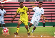 Deportivo Coopsol presentó reclamo ante Deportivo LLacuabamba, acusándolos de no contar con jugadores profesionales