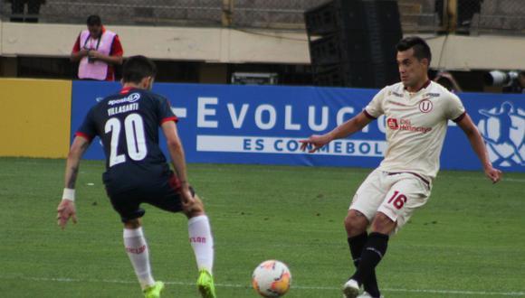 Universitario y Cerro Porteño tratarán de llegar a la fase 3 de la Copa Libertadores este miércoles en Asunción, tras empatar 1-1 en el Monumental (Foto: @Universitario)