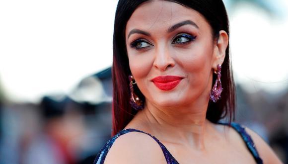 Aishwarya Rai tiene coronavirus. (Foto: EFE)