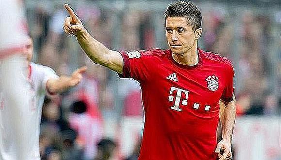 Bayern Munich: Robert Lewandowski es declarado instransferible