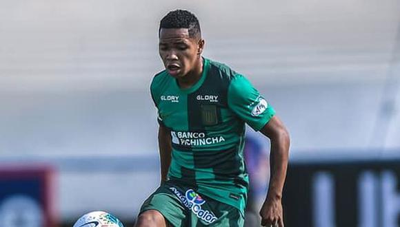 Miguel Cornejo participó en los tres partidos de Alianza Lima en la Liga 1 2021. (Foto: Alianza Lima)