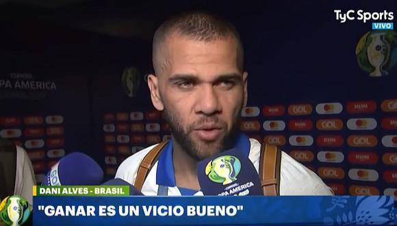 Dani Alves le responde fuerte a Lionel Messi tras denuncia de corrupción en la Conmebol | VIDEO