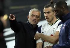 Gareth Bale debe hacer méritos para jugar, aseguró José Mourinho