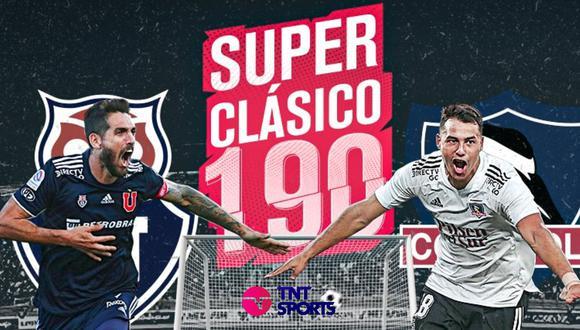 Universidad de Chile chocó ante Colo Colo por la fecha 22 del Campeonato Nacional de Chile.