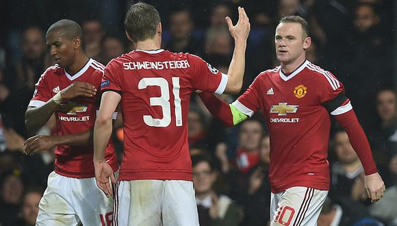 Champions League: Manchester United gana con gol de Wayne Rooney [VIDEO]