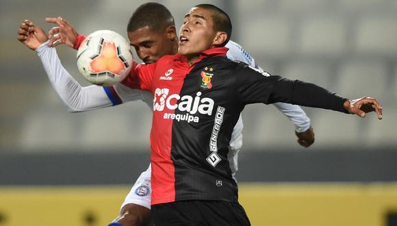 El conjunto arequipeño logró un importante triunfo en el estadio Nacional y en su visita a Brasil irá por la clasificación a la siguiente fase de la Sudamericana