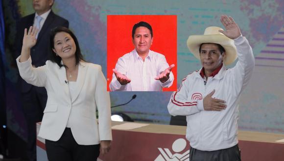 El líder de Perú Libre se refirió al debate presidencial y aseguró que Pedro Castillo fue el ganador del mismo.