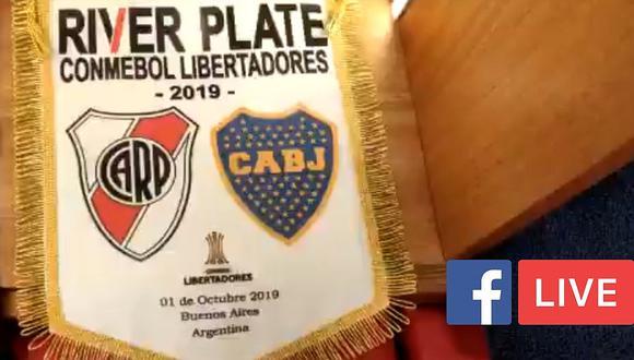 ▷ River Plate recibe a Boca Juniors vía Fanatiz y Facebook Live en Argentina por las semis de la Copa Libertadores 2019