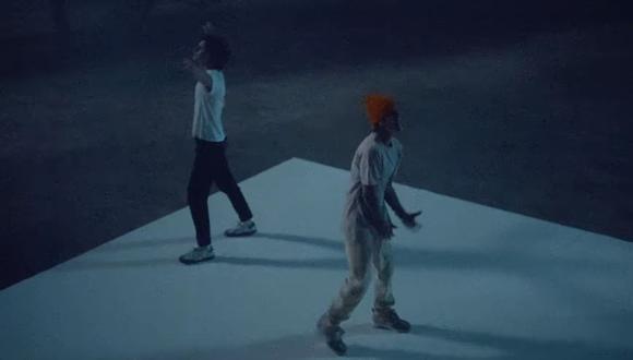 """Shawn Mendes estrenó """"Monster"""", su primera colaboración con Justin Bieber. (Foto: Captura de video)"""