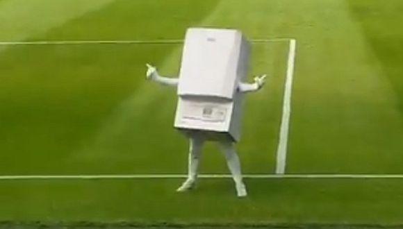 La inusual mascota de fútbol que sorprende al mundo