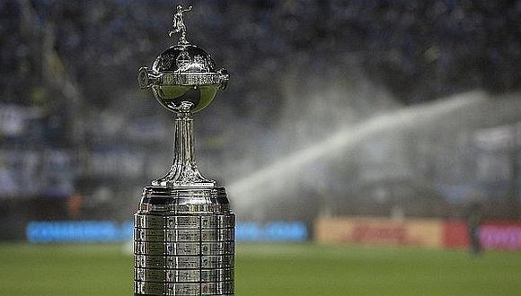 Los resultados y clasificados a cuartos de final de la Copa Libertadores