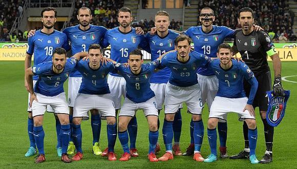 Rusia 2018: Italia se suma al otro Mundial de los 'grandes ausentes'
