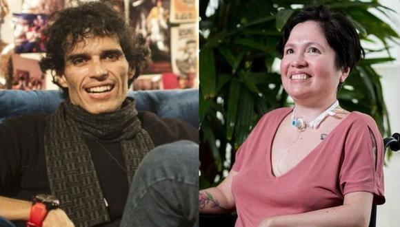 Pedro Suárez-Vértiz defiende a Ana Estrada tras declaraciones de Rafael López-Aliaga. (Foto: Composición/Instagram)