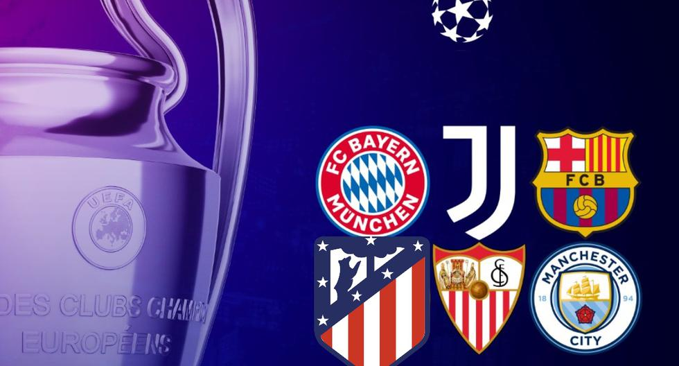 Champions, en vivo: programación, resultados y TV para ver todos los partidos de hoy