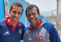 Todo queda en la cancha: Julio César Uribe y Carlos Orejuela se lucen juntos en foto
