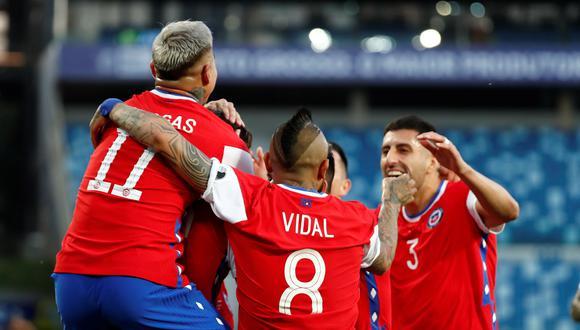 Chile derrotó 1-0 a Bolivia por la fecha 2 de la Copa América